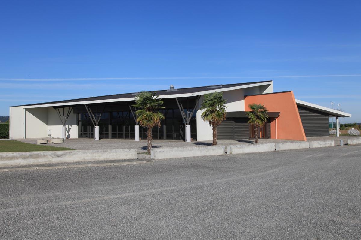 Salle socio-culturel  de Boeil Bezing