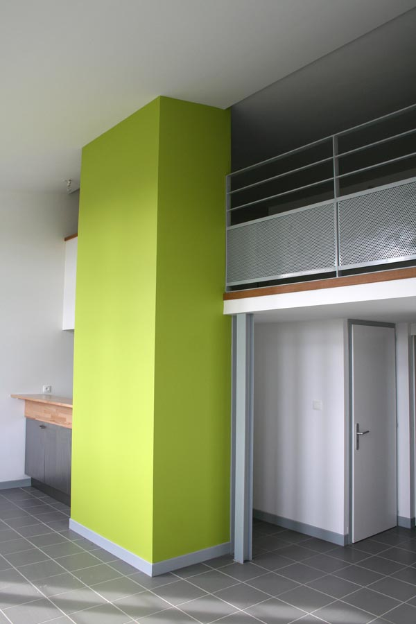 Aménagement d'appartement à Nay