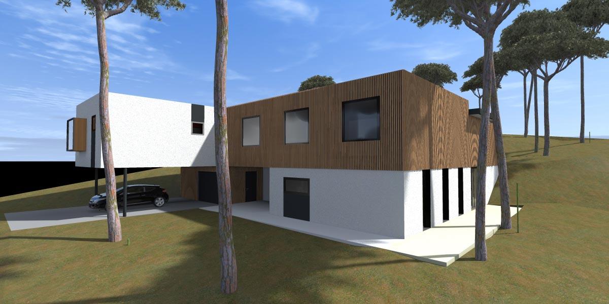 Villa A à Hossegor (40)