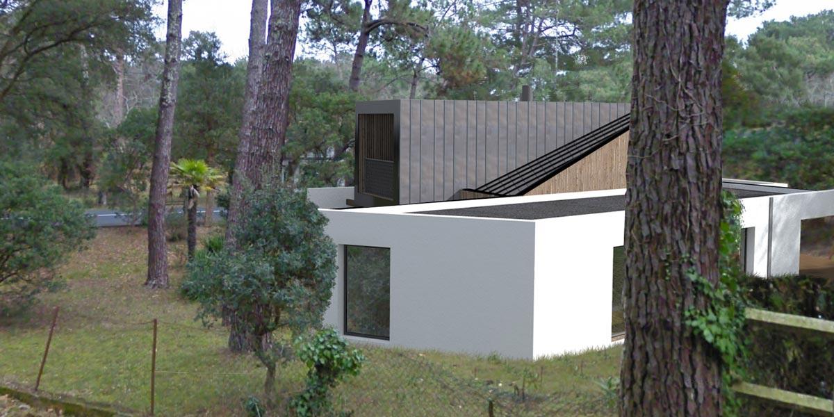 Villa CG à Hossegor (40)