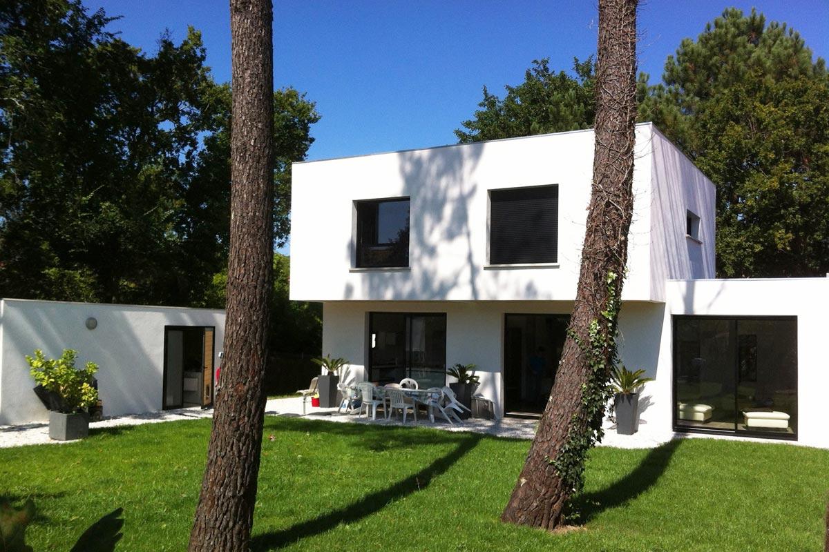 Villa G  à Capbreton (40)