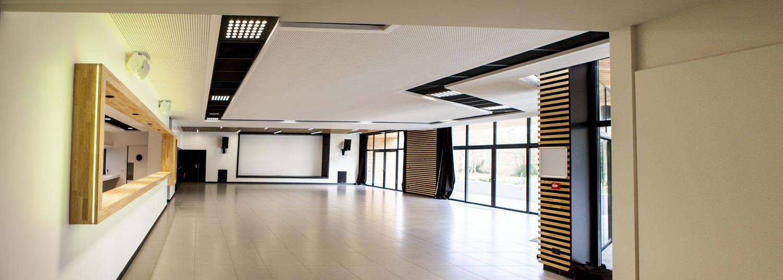 Salle de réception à Bruges (64)