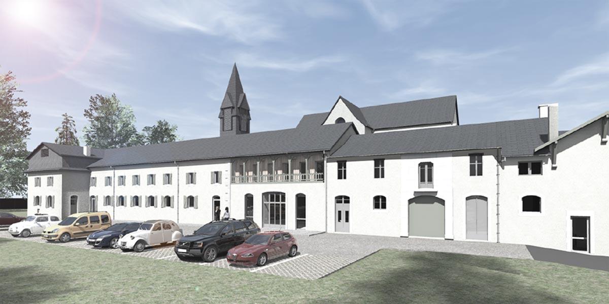 Restructuration, mise en sécurité et accessibilitéde la Maison St Michel à Pau