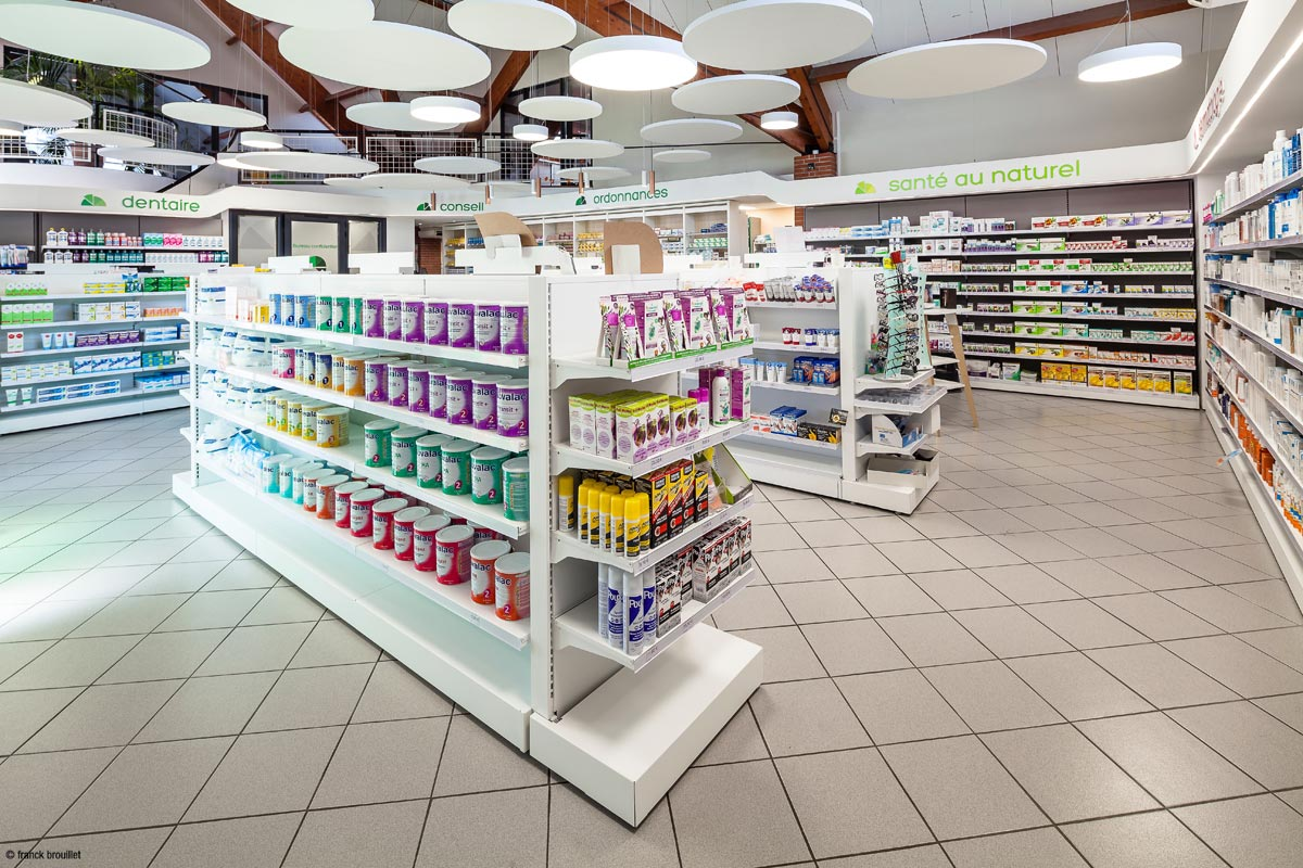 Pharmacie à Arzacq (64)