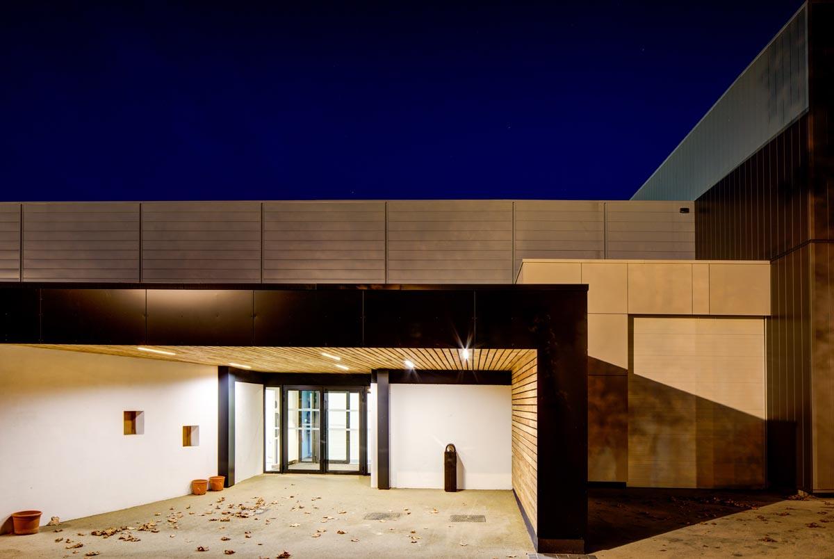Salle polyvalente et salles de danse de Morlaas