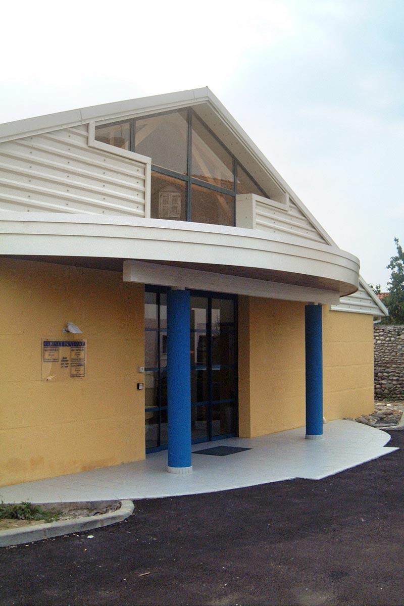 Despré Agence d'Architecture Santé