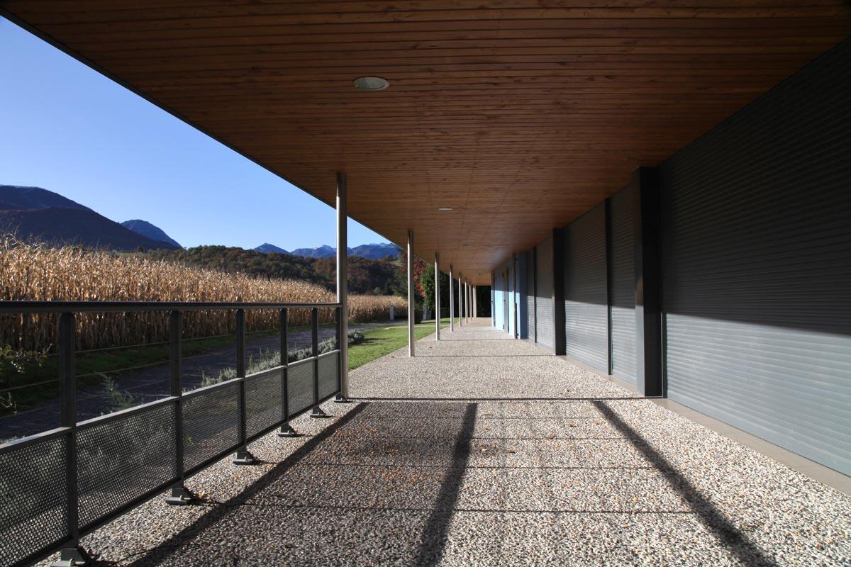 Salle socioculturelle de Montaut