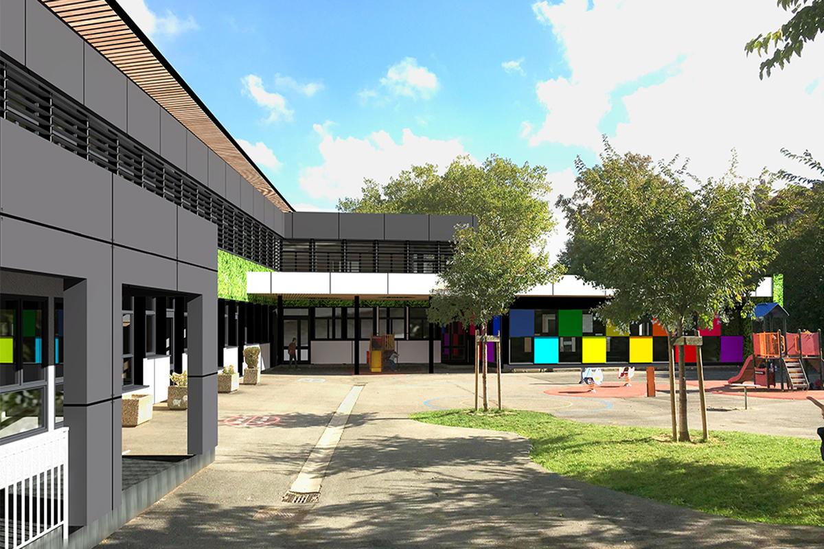 Ecole des Lauriers