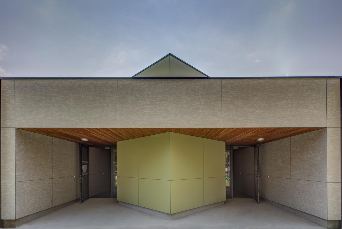 Extension de L'IME « LE CHÂTEAU » à Mazères Lezons Architecture