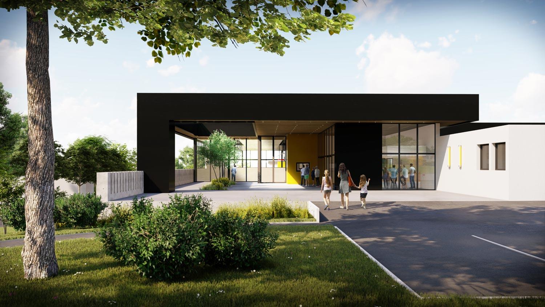 Despré Architectes – Complexe sportif de Mourenx – Concours