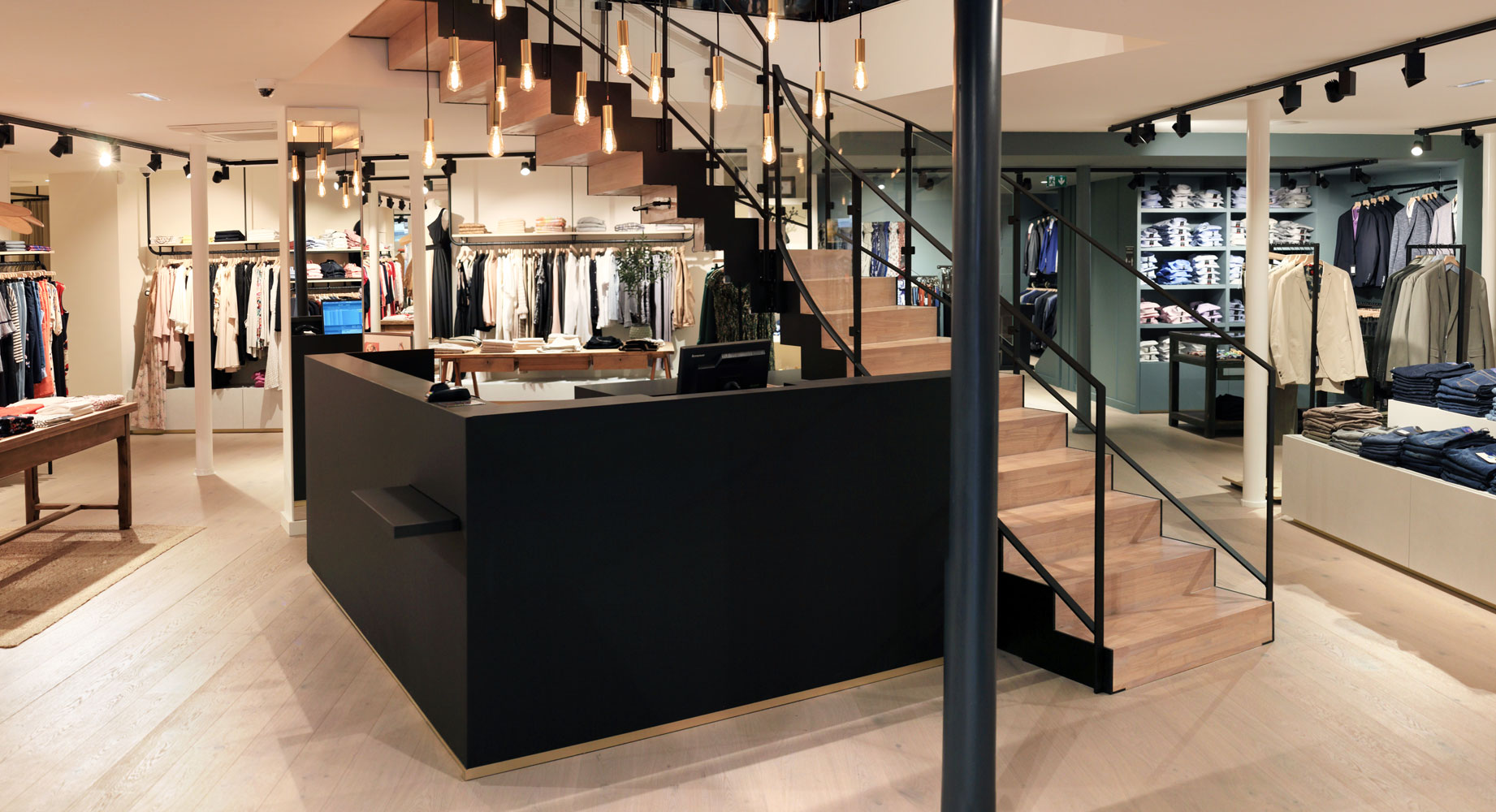 Architecture Intérieure – Boutique La Bonne Maison à Pau (64)