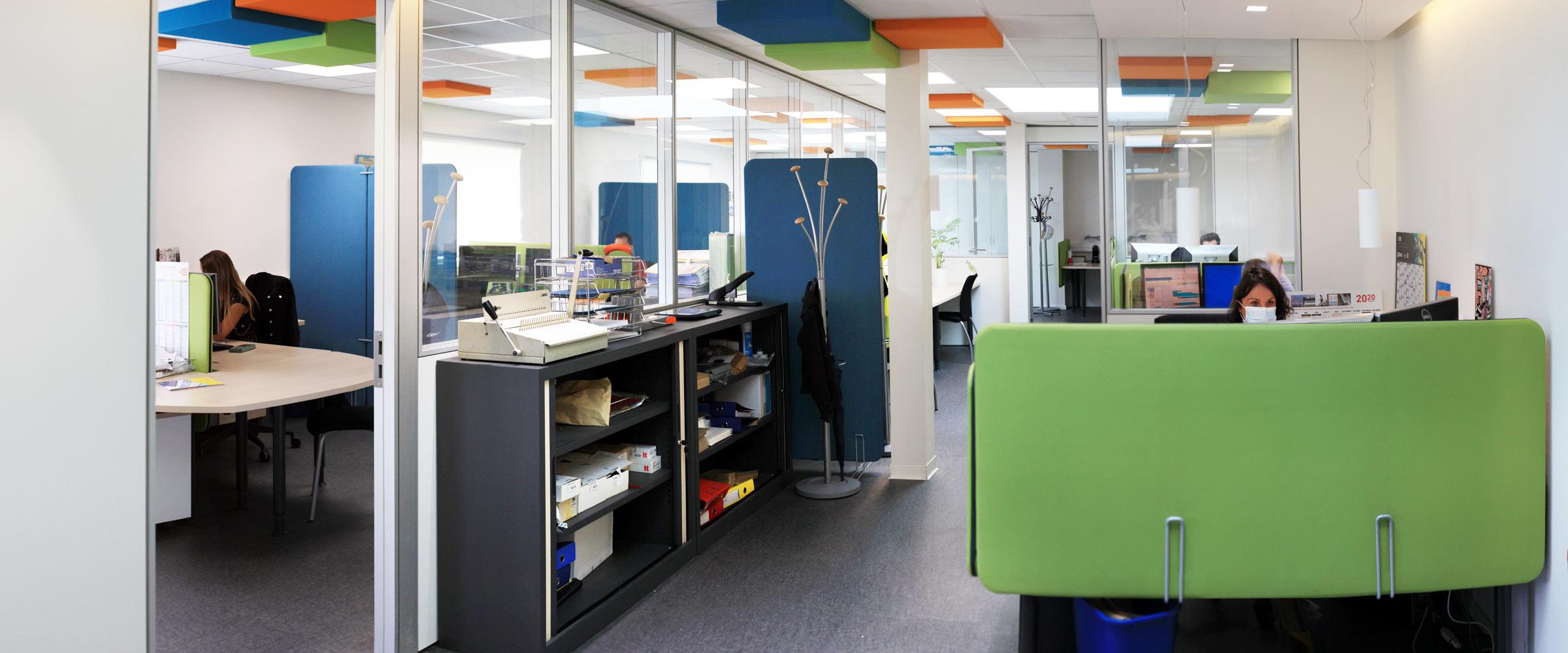 Architecture Intérieure – Bureaux Cancé à Nay (64)
