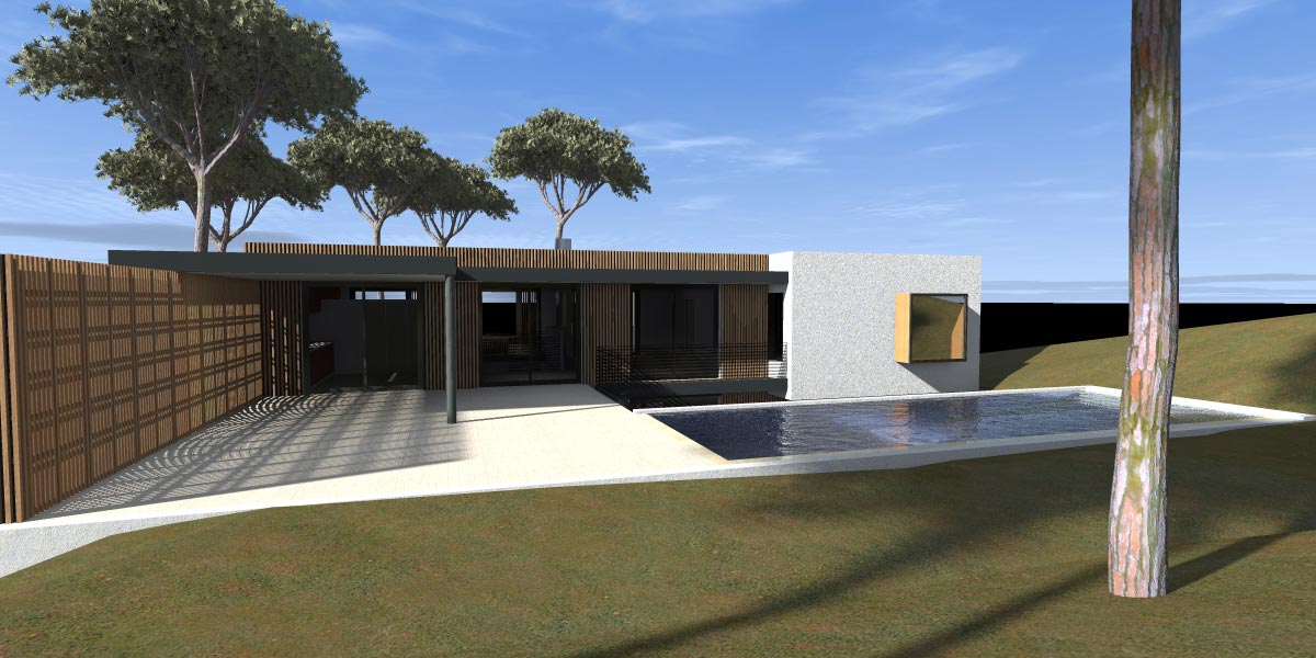 Architectes maison for Architecte hossegor